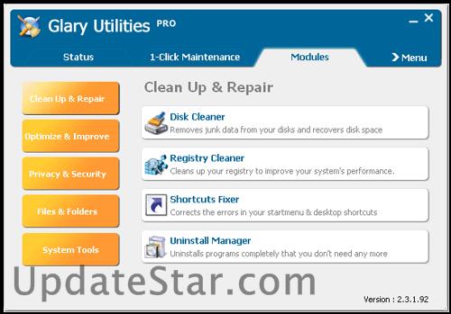Glary Utilities Pro 5.113.0.138