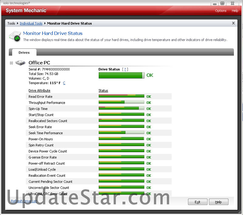 System Mechanic Professional 19.5.0.1