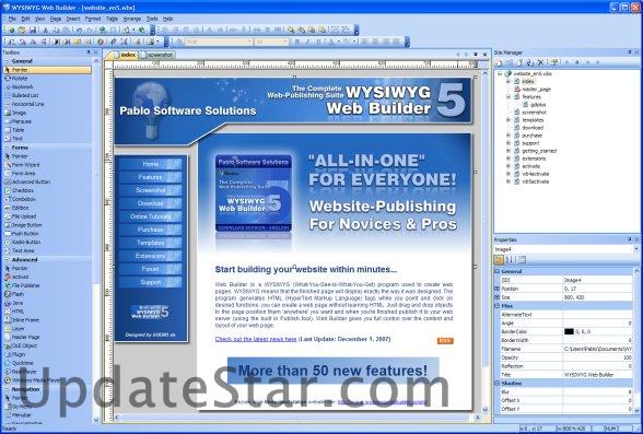 WYSIWYG Web Builder 14.2.2