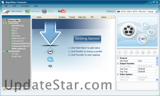 Any Video Converter Free 6.2.4