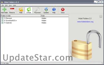 Hide Folders 5.6.2