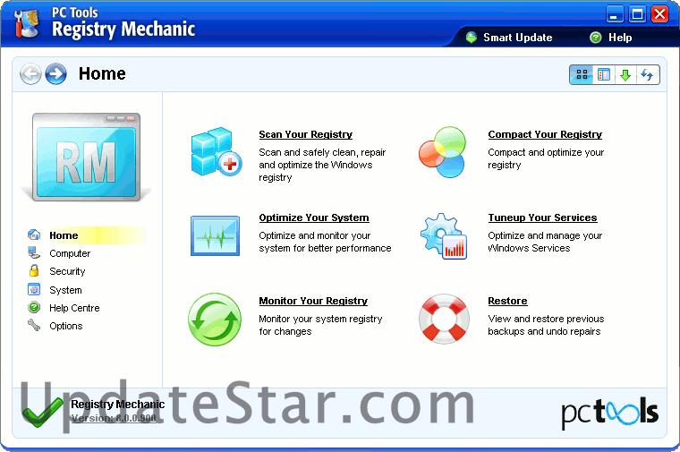 Registry Mechanic 11.1.0.214