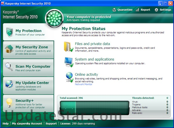 Kaspersky Internet Security 19.0.0.1088