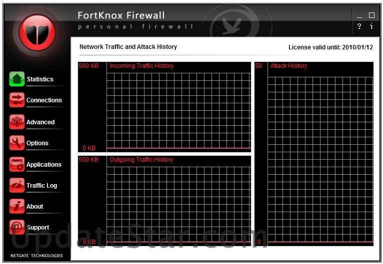 FortKnox Personal Firewall 22.0.580