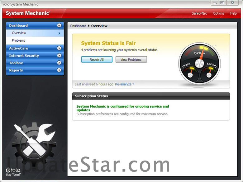 System Mechanic 19.0.1.31