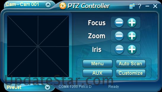 PTZ Controller 3.7.1069