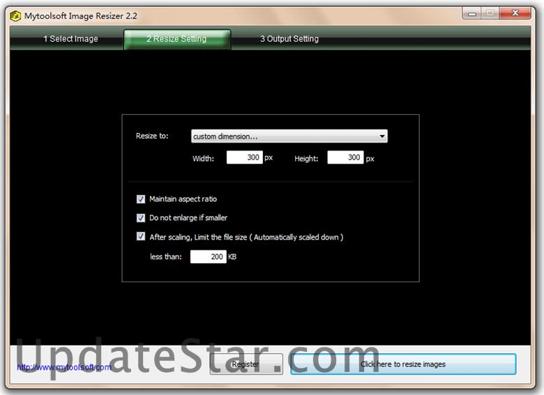Mytoolsoft Image Resizer 2.7.1