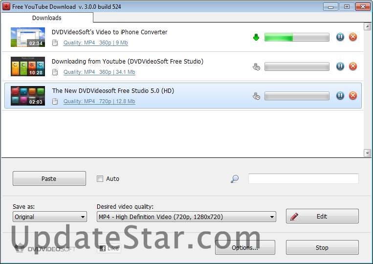 Free YouTube Download 4.3.41