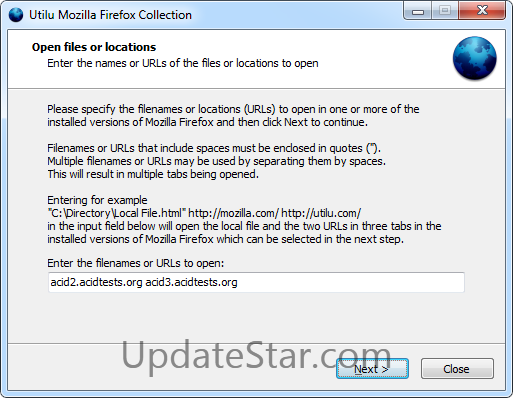 Utilu Mozilla Firefox Collection 1.1.9.6