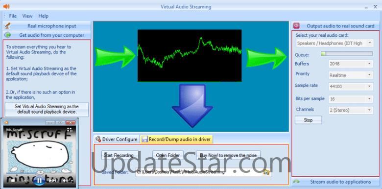 Virtual Audio Streaming 4.0