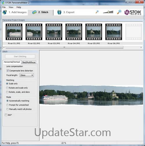 STOIK PanoramaMaker 2.1.3
