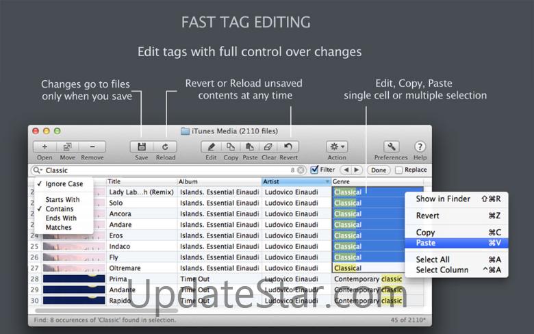 Tag Editor Trial 1.0.6
