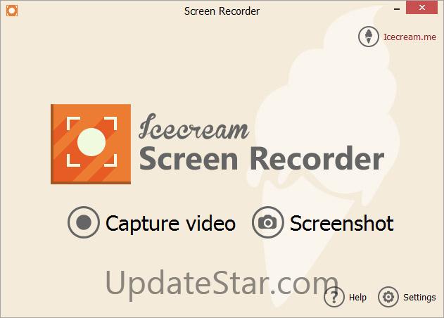 Icecream Screen Recorder 5.79