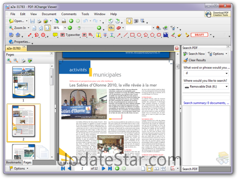 PDF-XChange Viewer 2.5.3212.0