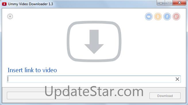 UmmyVideoDownloader 1.8.3.3