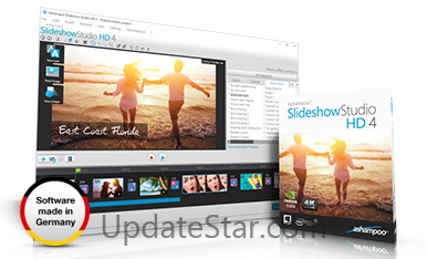 Ashampoo Slideshow Studio HD 4.0.8