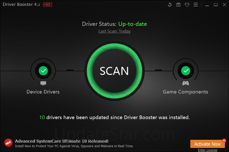 Driver Booster 8.1.0