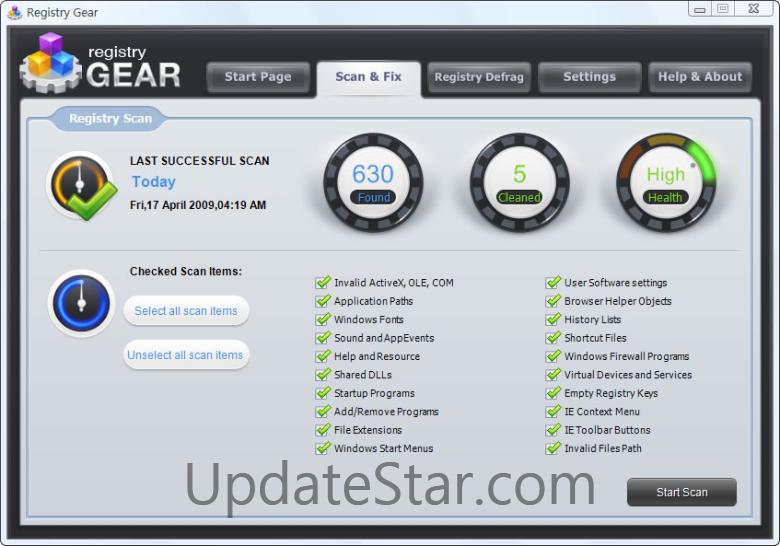 Registry Gear 2.1.2.618
