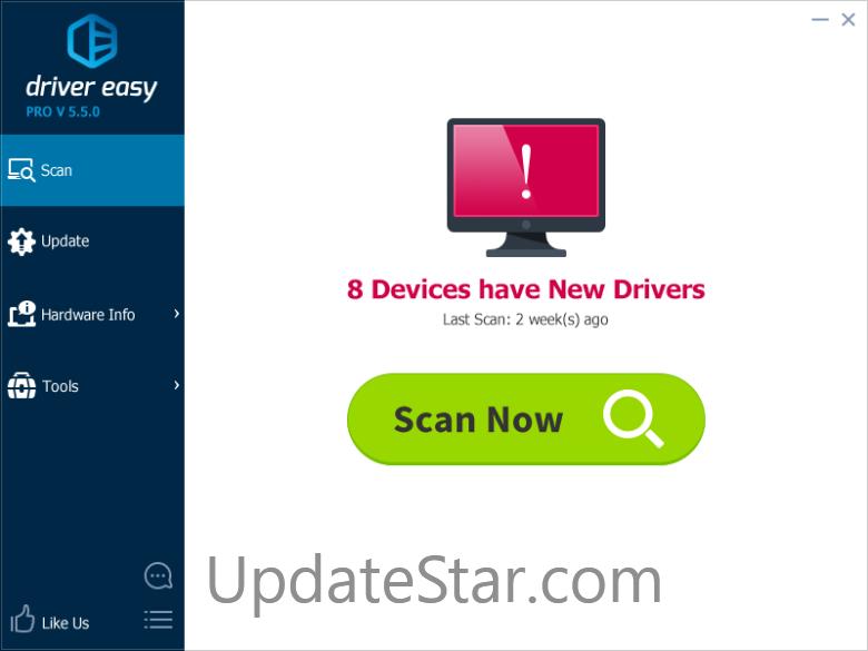 DriverEasy 5.6.4.5551