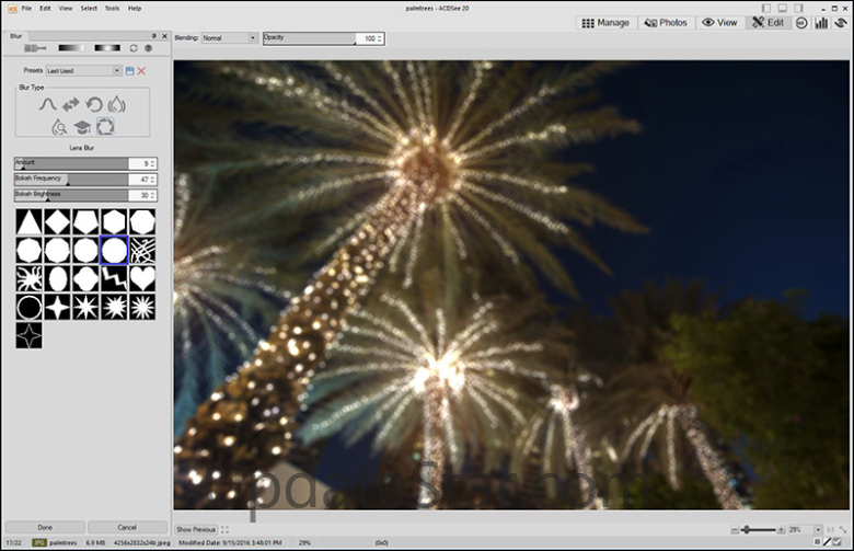ACDSee Photo Manager 32