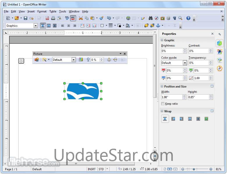 Apache OpenOffice 4.17.9800