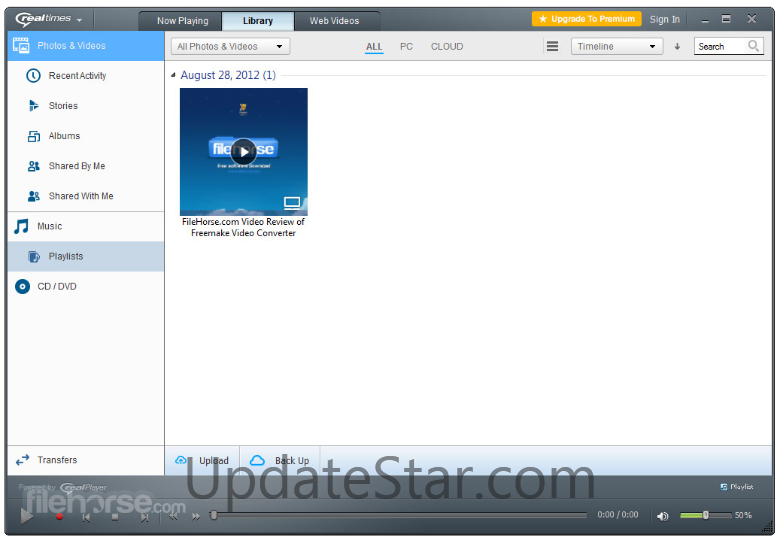 RealPlayer SP 18.1.12.206
