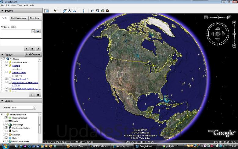 Google Earth 9.0.0
