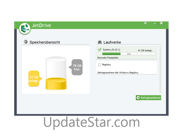 JetDrive 9.4