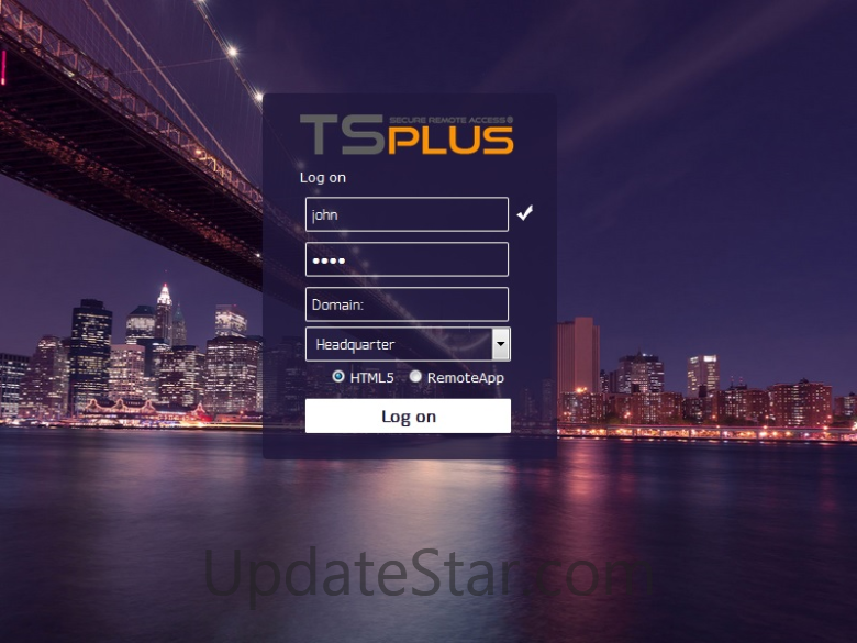 TSplus 11.50