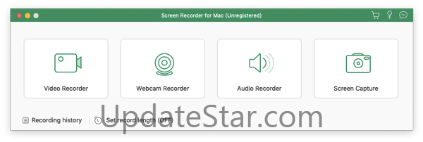 Apeaksoft Screen Recorder for Mac 2.0.22