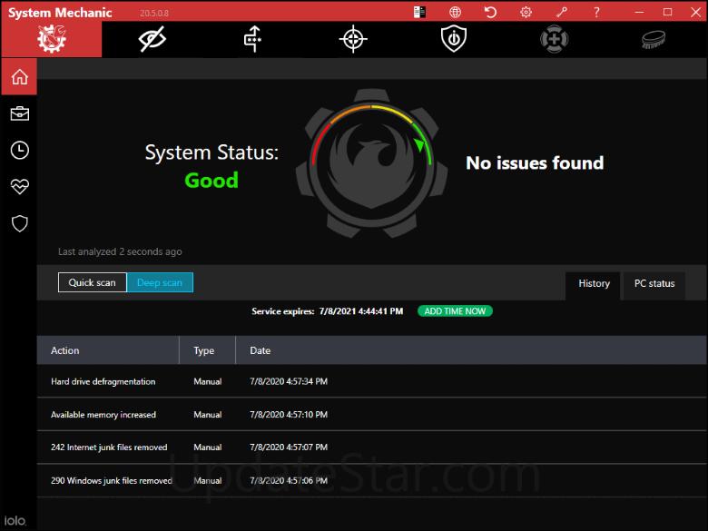 System Mechanic 21.3.1.76