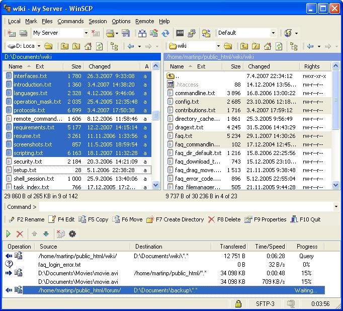WinSCP 5.17.9