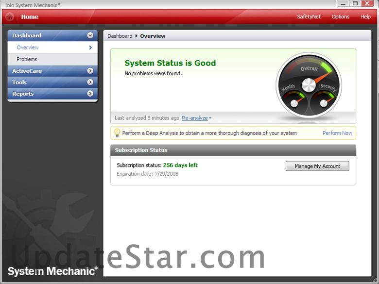 System Mechanic 20.0.0.4