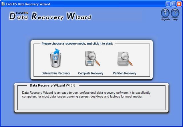 EASEUS Data Recovery Wizard 12.0